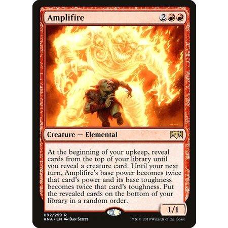Amplifire - Foil