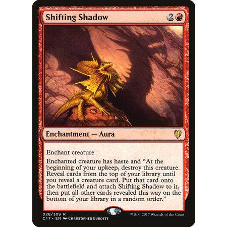 Shifting Shadow