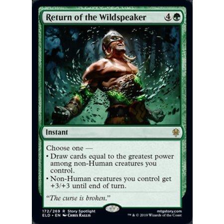 Return of the Wildspeaker