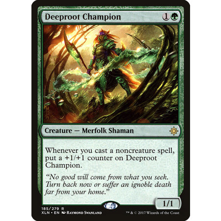 Deeproot Champion
