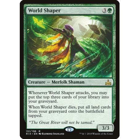World Shaper - Foil