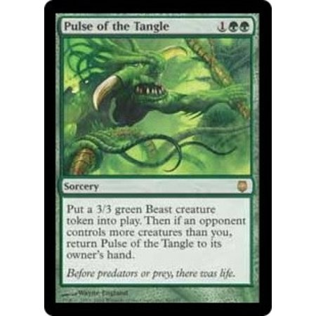 Pulse of the Tangle