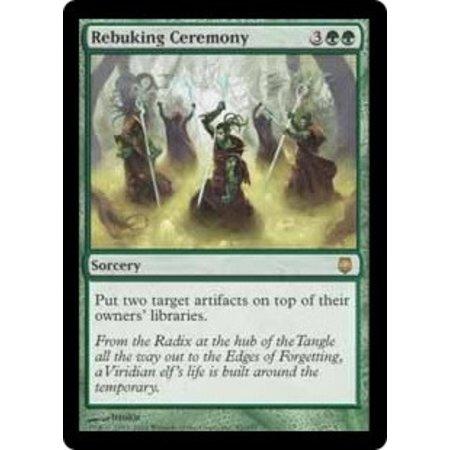 Rebuking Ceremony
