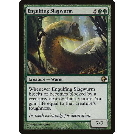 Engulfing Slagwurm