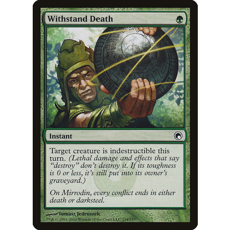 Withstand Death