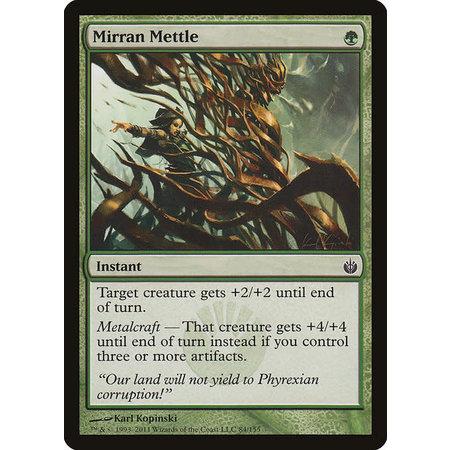 Mirran Mettle - Foil