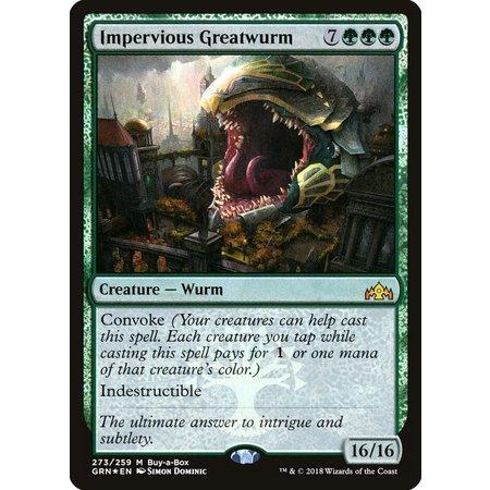 Impervious Greatwurm - Foil