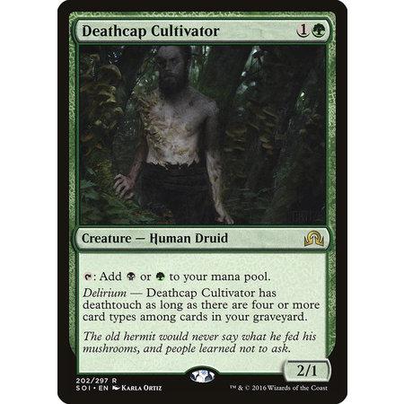 Deathcap Cultivator - Foil