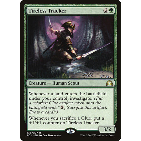 Tireless Tracker