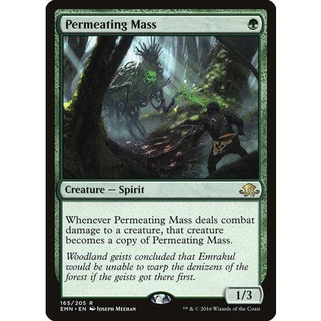 Permeating Mass - Foil