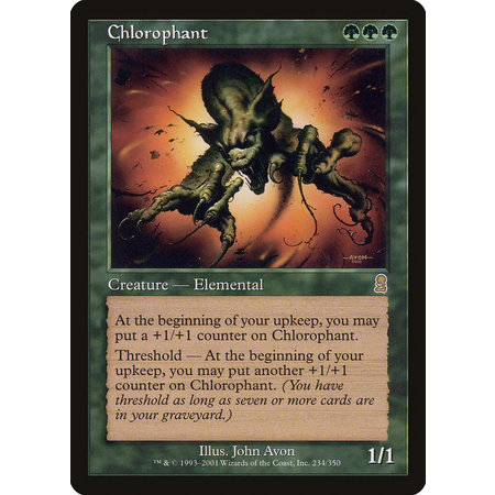 Chlorophant