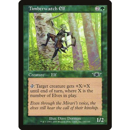 Timberwatch Elf