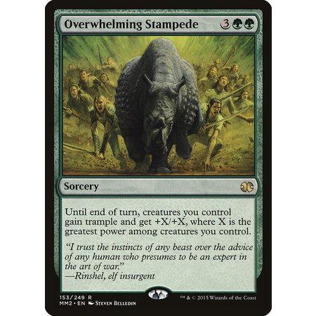 Overwhelming Stampede - Foil