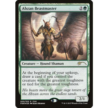 Abzan Beastmaster - Foil