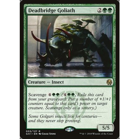 Deadbridge Goliath