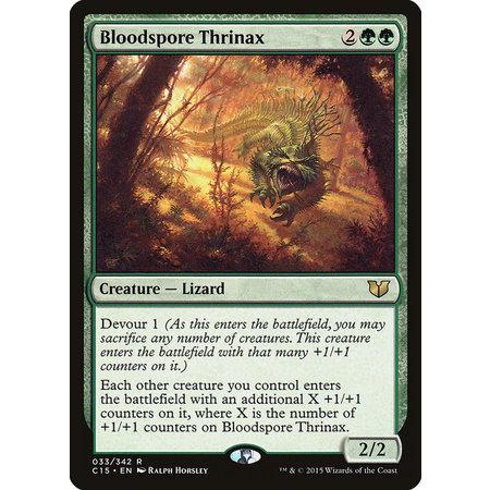Bloodspore Thrinax
