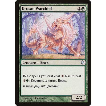 Krosan Warchief