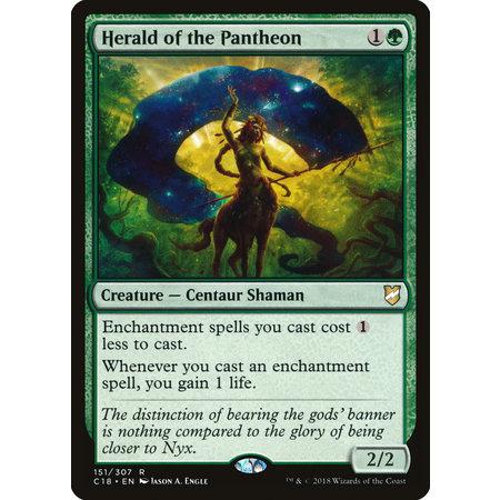 Herald of the Pantheon