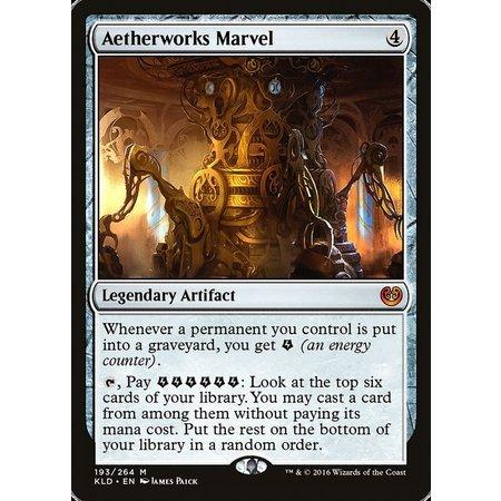 Aetherworks Marvel