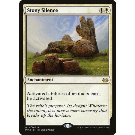 Stony Silence