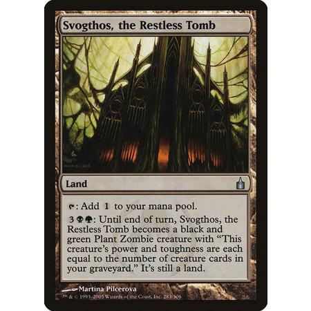 Svogthos, the Restless Tomb - Foil