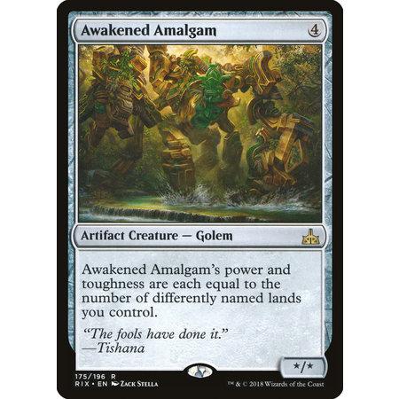 Awakened Amalgam - Foil