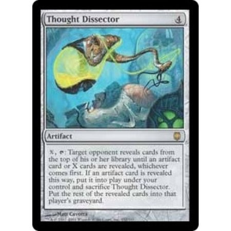 Thought Dissector