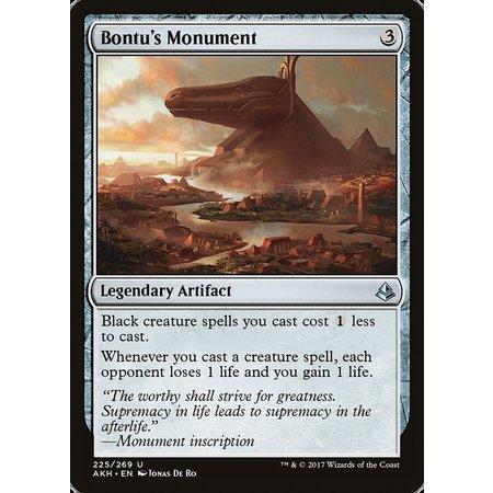 Bontu's Monument
