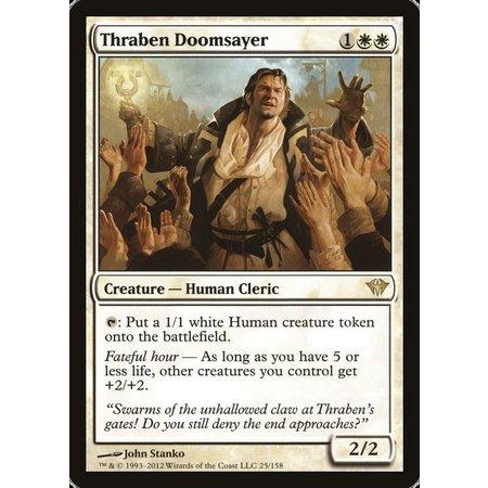Thraben Doomsayer - Foil