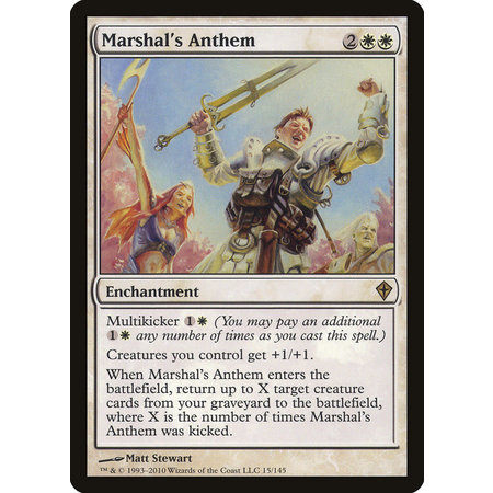 Marshal's Anthem