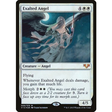 Exalted Angel - Foil