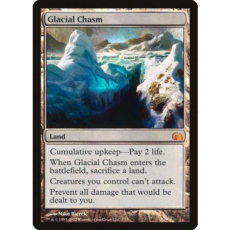 Glacial Chasm - Foil