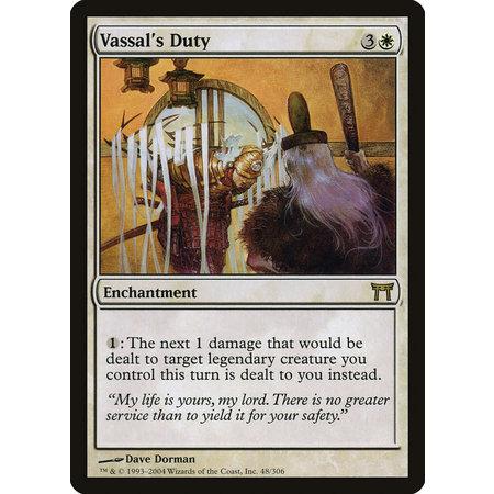 Vassal's Duty