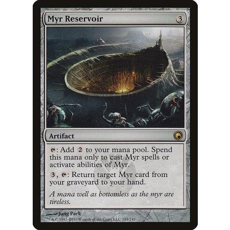 Myr Reservoir