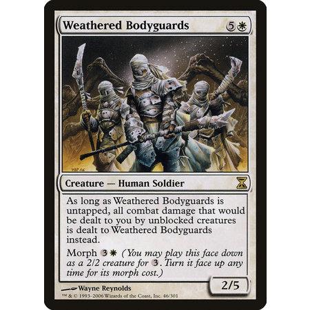 Weathered Bodyguards
