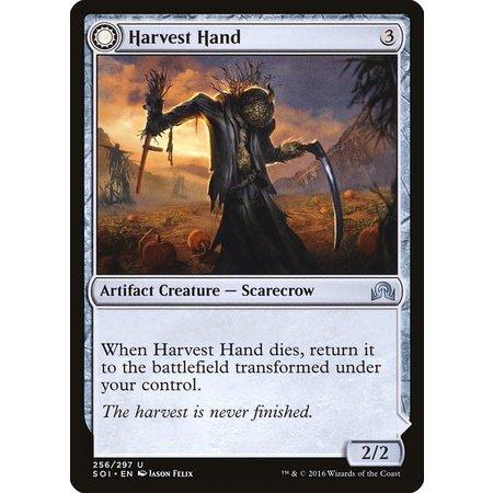 Harvest Hand - Foil