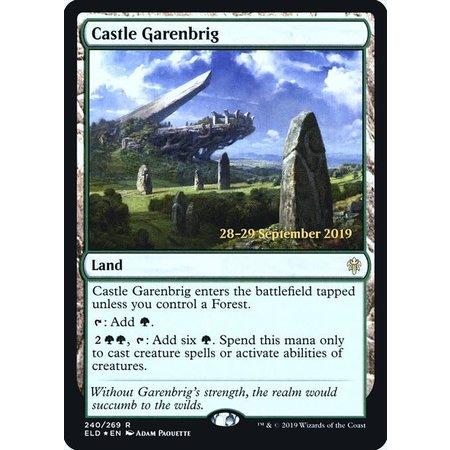Castle Garenbrig - Foil - Prerelease Promo