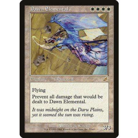 Dawn Elemental