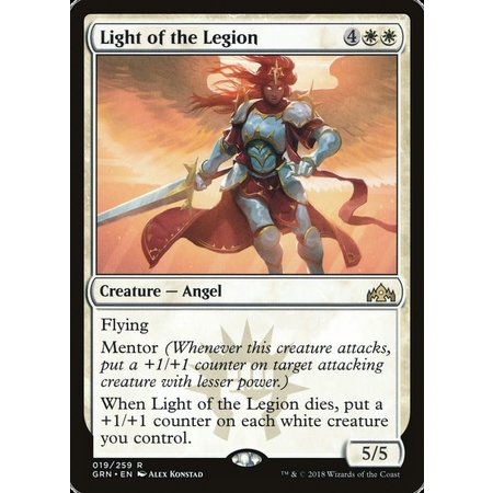 Light of the Legion - Foil