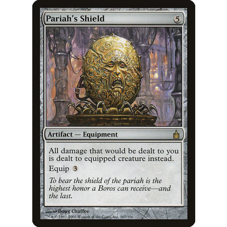 Pariah's Shield - Foil