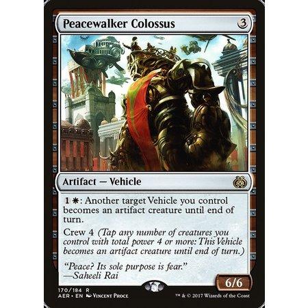 Peacewalker Colossus - Foil