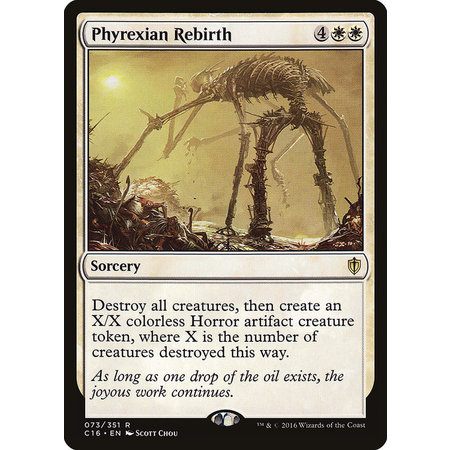 Phyrexian Rebirth
