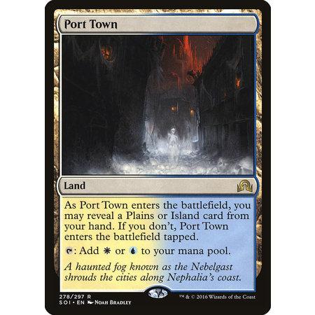 Port Town - Foil