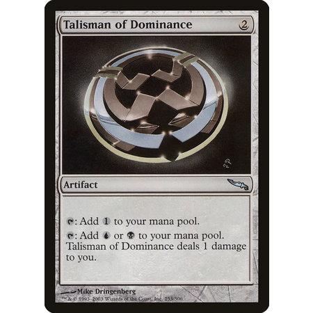 Talisman of Dominance (MP)
