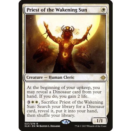 Priest of the Wakening Sun