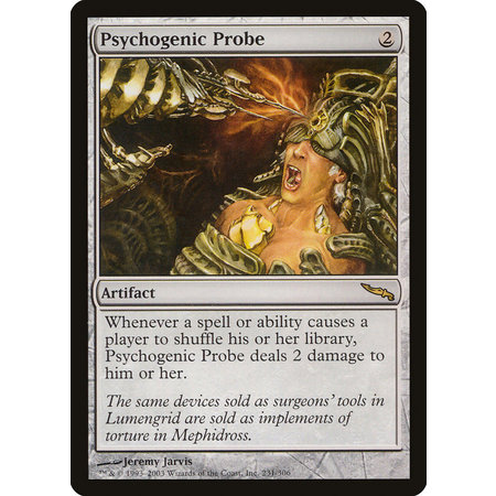 Psychogenic Probe
