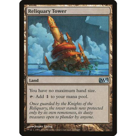 Reliquary Tower - Foil