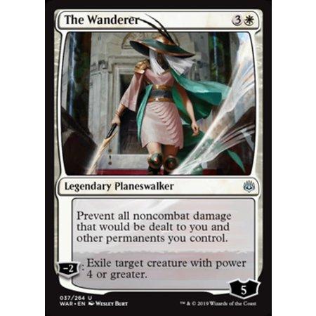 The Wanderer - Foil