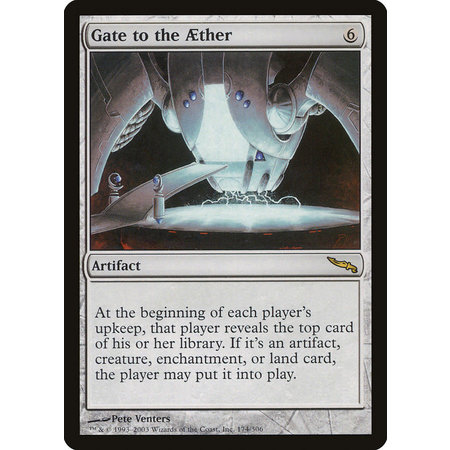 Gate to the AEther