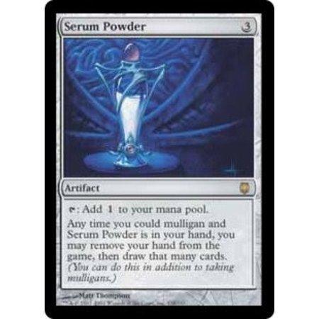 Serum Powder